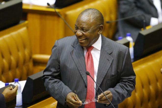 Réforme agraire en Afrique du Sud : Cyril Ramaphosa défend son projet devant le Parlement