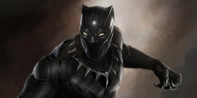 Black Panther, le nouveau film de Marvel.