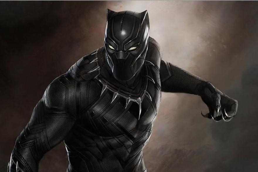 Black Panther, le nouveau film de Marvel.