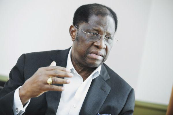 Alexis Thambwe Mwamba, ministre de la justice de la République démocratique du Congo