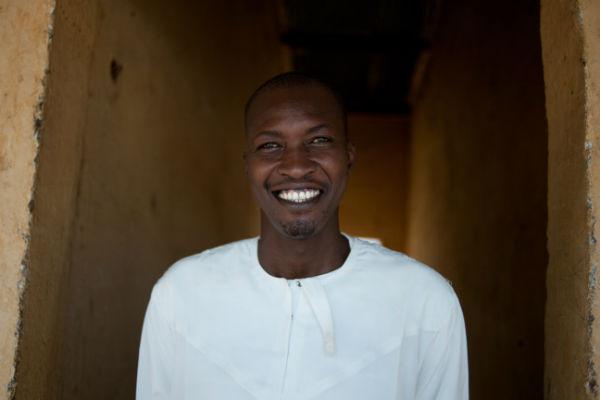 Housseini Amion Guindo, député CODEM de la région de Sikasso, en 2010 à Bamako.