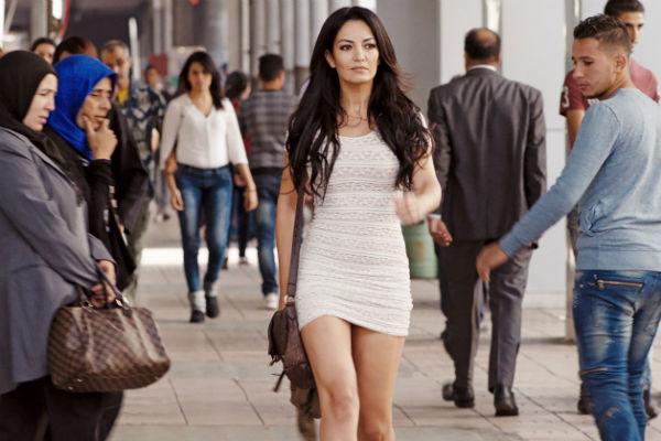 L'actrice Maryam Touzani a été victime d'attaques verbales pendant le tournage de Razzia.