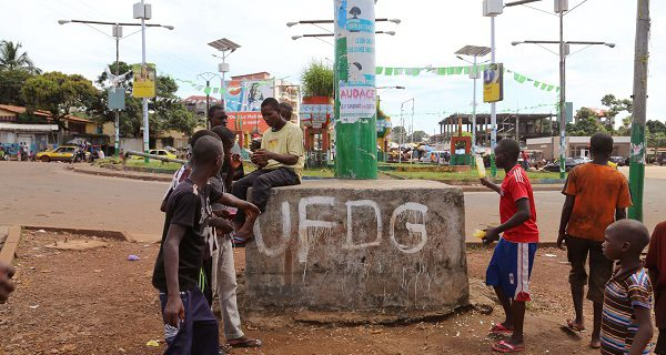Guinée : 10 ans de prison pour le militant de l'opposition Boubacar Diallo, alias Grenade