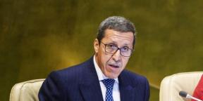 Omar Hilale est le représentant permanent du Maroc auprès des Nations unies (ici le 6 décembre 2017).