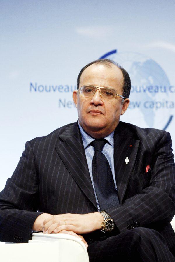 Taïeb Fassi Fihri, ex-ministre des Affaires étrangères et de la coopération du Maroc