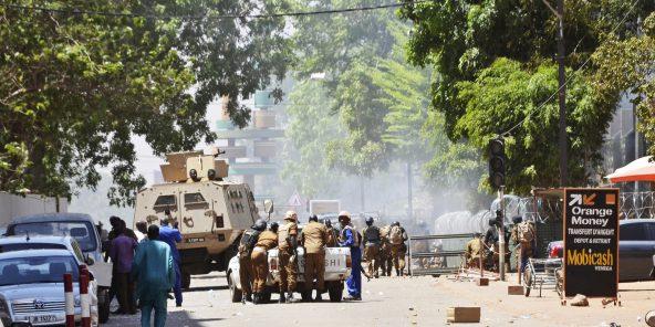 Double attaque de Ouagadougou le 2 mars 2018 : un