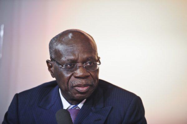 Albert Yuma Mulimbi, président de la Fédération des entreprises congolaises (FEC).