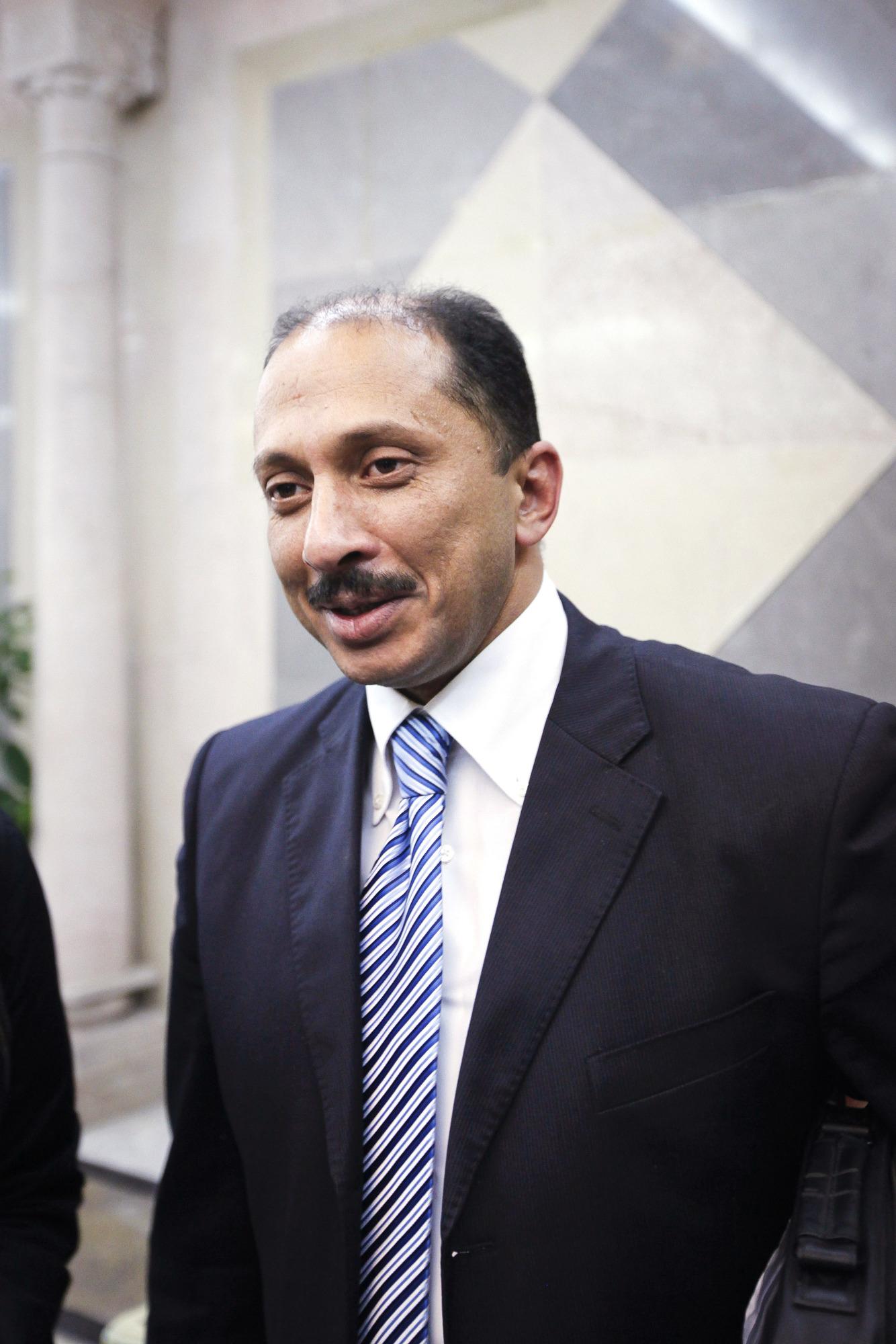 Mohamed Abbou, fondateur du Courant démocrate (Attayar).