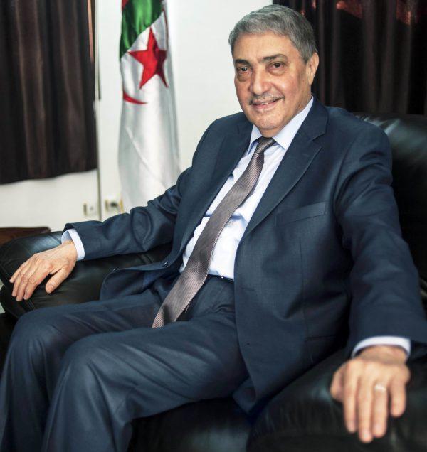 Ali Benflis,