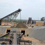 Usine de la mine d'or de Tongon, en Côte d'Ivoire, exploitée par la compagnie Randgold (devenu Barrick ; photo d'illustration).