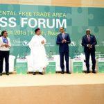 Au sommet de Kigali, le 20 mars 2018.