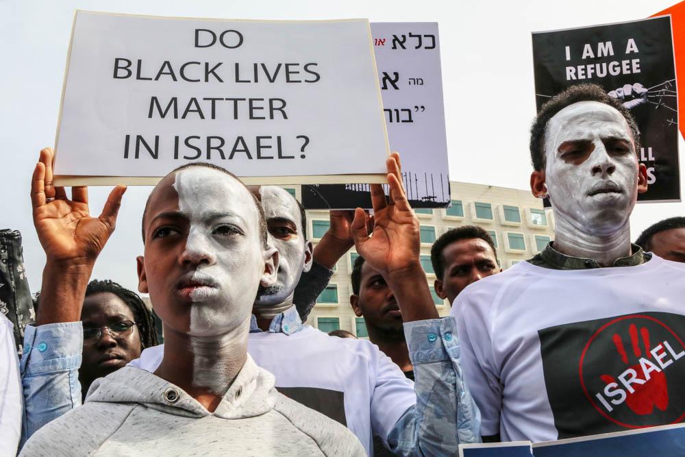 Manifestations en Israël