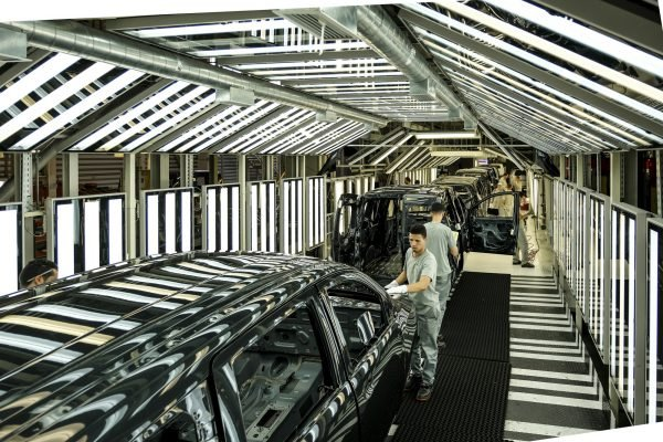 Développer la sous-traitance locale constitue l'un des enjeux majeurs de l'industrie automobile du pays. Ici, l'usine Renault-Nissan de Tanger.