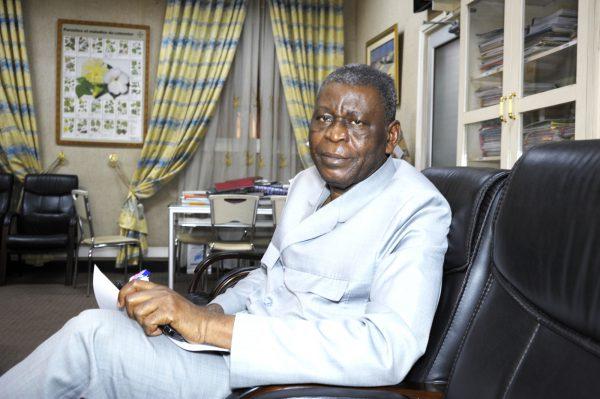 Kalfa Sanogo, maire de Sikasso