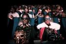 La présentation du film «Black Panther» en avant-première, le 14février à Nairobi, au Kenya.