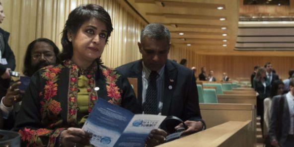 Démission de la présidente de Maurice : comment l'affaire Sobrinho est devenue une affaire d'État