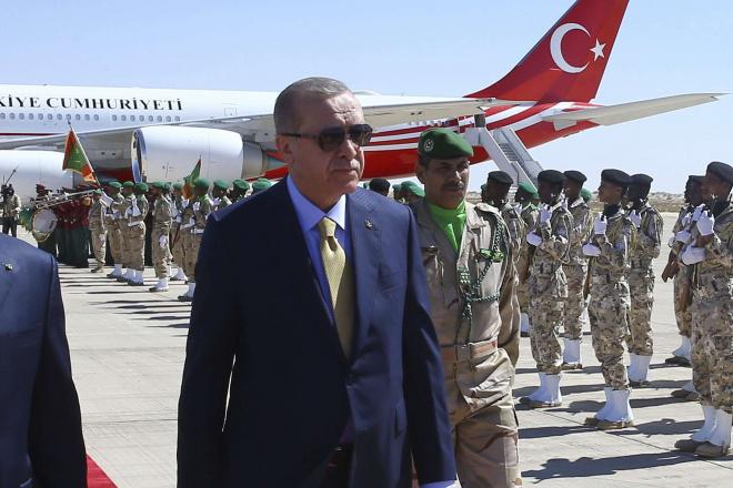 Turquie : la garde rapprochée de Recep Tayyip Erdogan