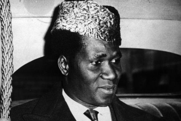 Sékou Touré (archives).