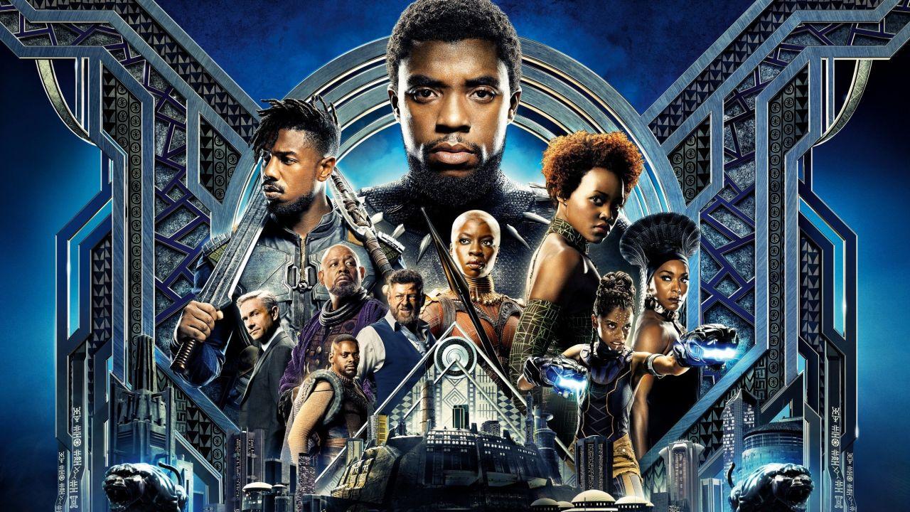 """Le film """"Black Panther"""" bat tous les records d'entrées en Afrique"""