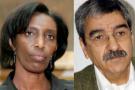 Kadré Désiré Ouédraogo, Rose Kabuye et Saïd Sadi.