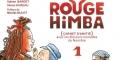 Détail de la couverture de Rouge Himba (La Boîte à Bulles).