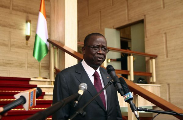 Jeannot Ahoussou-Kouadio, le président du Sénat, a officialisé sa décision de quitter le PDCI pour rejoindre le RHDP d'Alassane Ouattara.