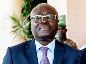 Johannes Dagnon, président du comité chargé du suivi des réformes au Port autonome de Cotonou.