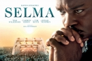 "L'affiche du film ""Selma"", qui retrace la lutte de Martin Luther King."