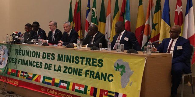 Zone CFA : aide de la France au Congo-Brazzaville et à l'Afrique centrale –  Jeune Afrique