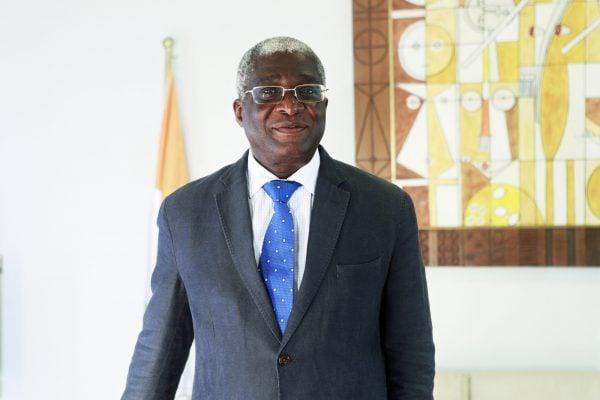 Nicolas Youssouf Djibo est devenu le maire de Bouaké en 2013. Membre du RDR, il a été élu avec l'étiquette d'indépendant.