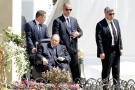 Abdelaziz Bouteflika, le 9 avril 2018 à Alger.