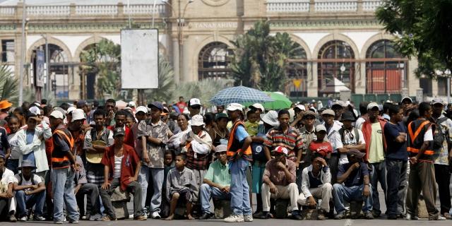 Journée sans heurt à Madagascar