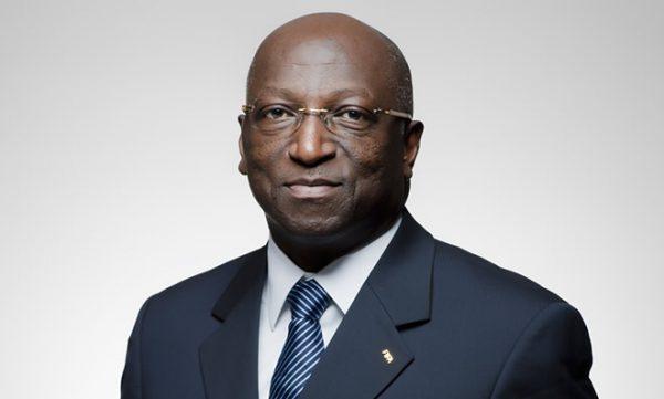 Jacques Anouma, médiateur des présidents de la Fifa et de la Caf.