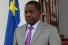 Firmin Ngrebada, ici en 2016, est le directeur de cabinet de Faustin Archange Touadéra, président centrafricain.