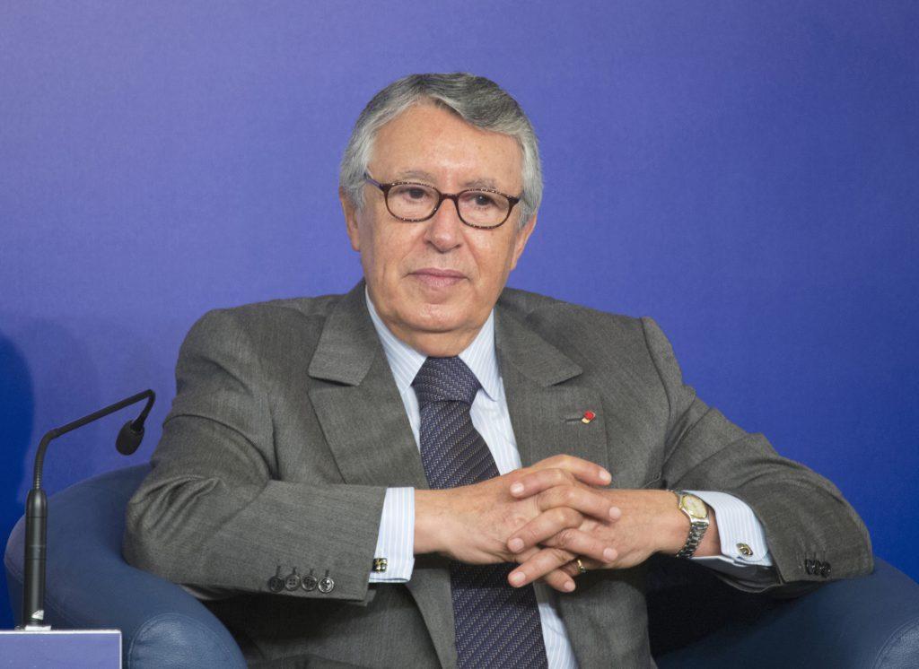 Mohamed Benaïssa est l'ancien ministre des Affaires étrangères au Maroc (1999-2007).