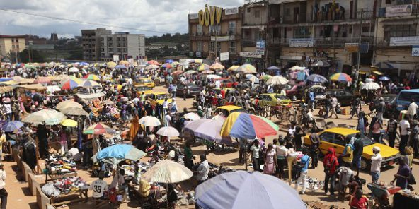 Le marché de Mokolo, à Yaoundé (photo d'illustration).
