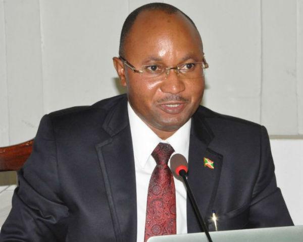 Alain-G-Bunyoni, ministre de la Sécurité Publique depuis le 24 août 2015