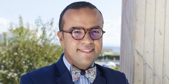 Ismail Ben Sassi, directeur général et fondateur d'Il Boursa.