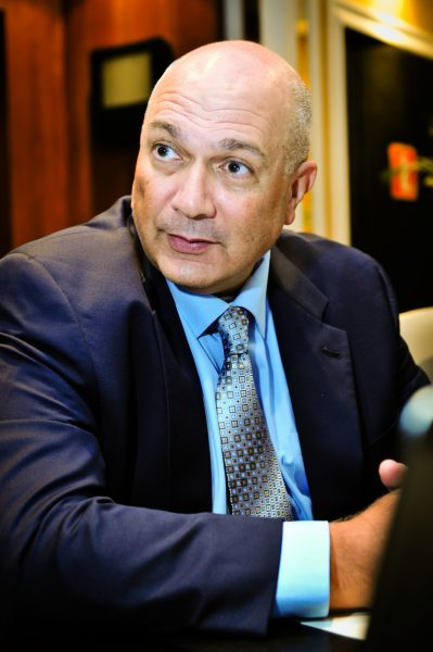 Mostafa Terrab PDG de L'Office Chérifien des Phosphates (OCP)