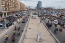 Le marché de Dantokpa à Cotonou au Bénin, le plus grand d'Afrique de l'Ouest (photo d'illustration).