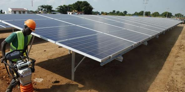 La centrale solaire Going Solar de Soroti en Ouganda (image d'illustration).