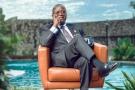 Jeannot Ahoussou-Kouadio, nouveau président du Sénat le 11mai, à Abidjan.
