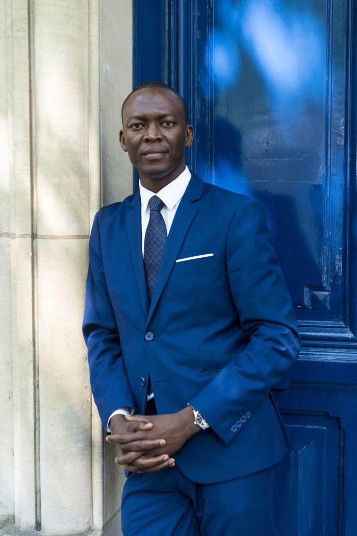 Succès Masra, ancien économiste tchadien de la Banque africaine de développement, a lancé son mouvement politique, « Les Transformateurs » (image d'illustration).