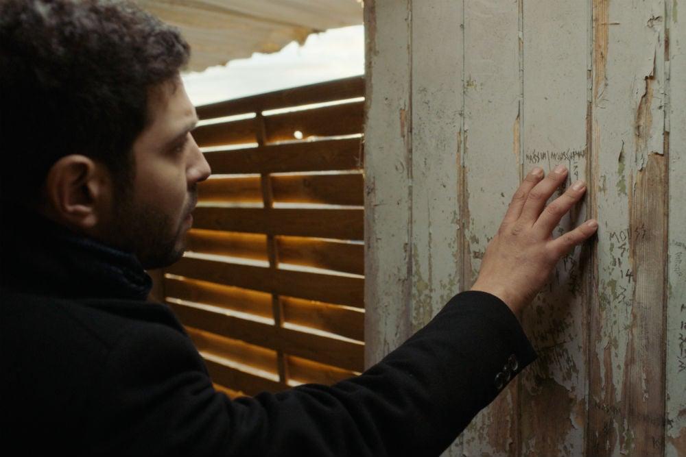 Une scène de Retour à Bollene, de Saïd Hamich.