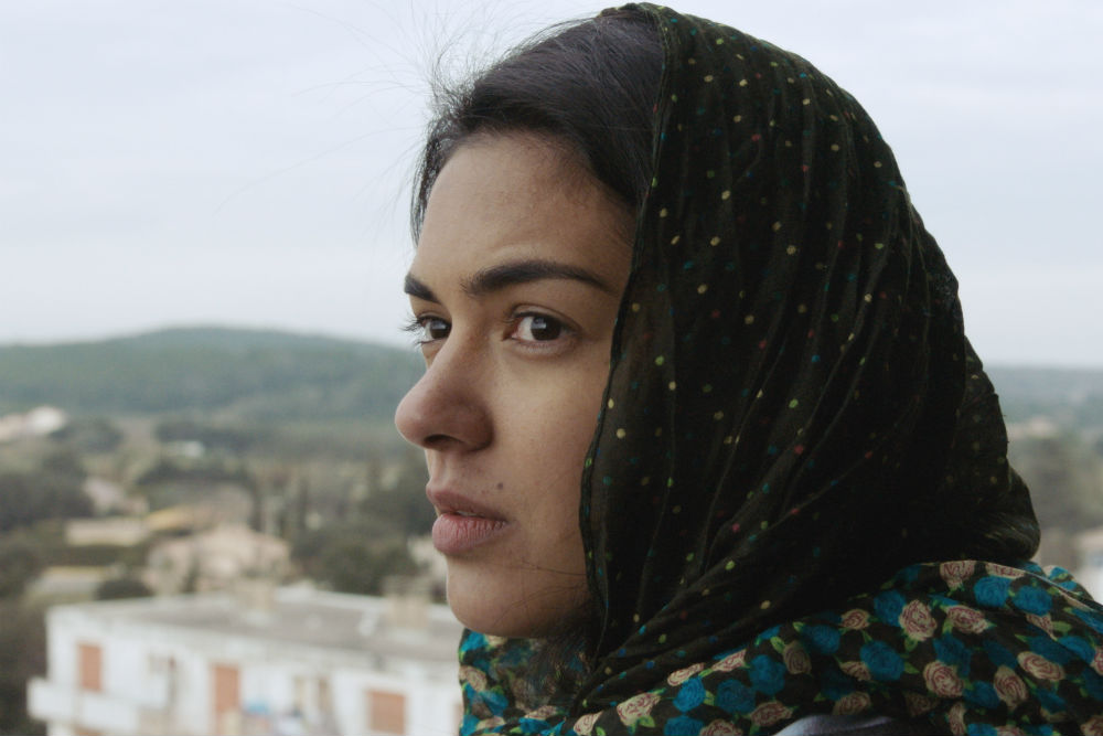 La soeur du héros de  Retour à Bollene, de Saïd Hamich.