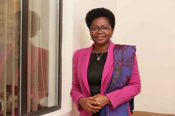Victoire Dogbé-Tomegah, en Chine pour représenter le Togo à la session sur l'égalité genre organisée par la Chine et l'ONU Femmes, en octobre 2015