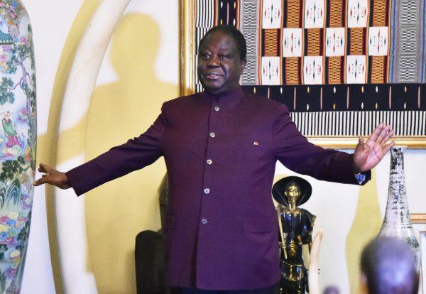 Le 19avril 2018, à Daoukro, Henri Konan Bédié annonce que le PDCI présentera son propre candidat à la présidentielle