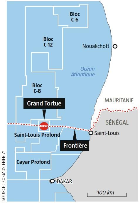 mauritanie carte