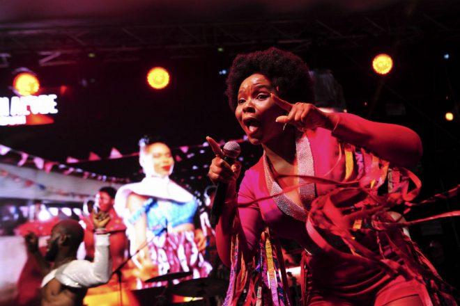 A Cannes, le Midem déroule le tapis rouge pour la musique africaine