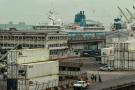 Le port de Douala, le 15 mars 2018.